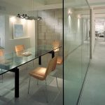 custom cut table tops by Hopkins Glass llc