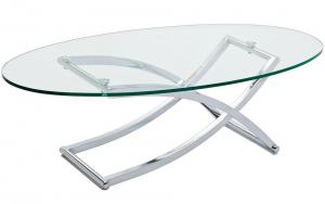 custom cut glass table top Hopkins Glass Minnesota