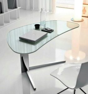 tempered custom glass table top Hopkins Glass and Shower Door Minnesota