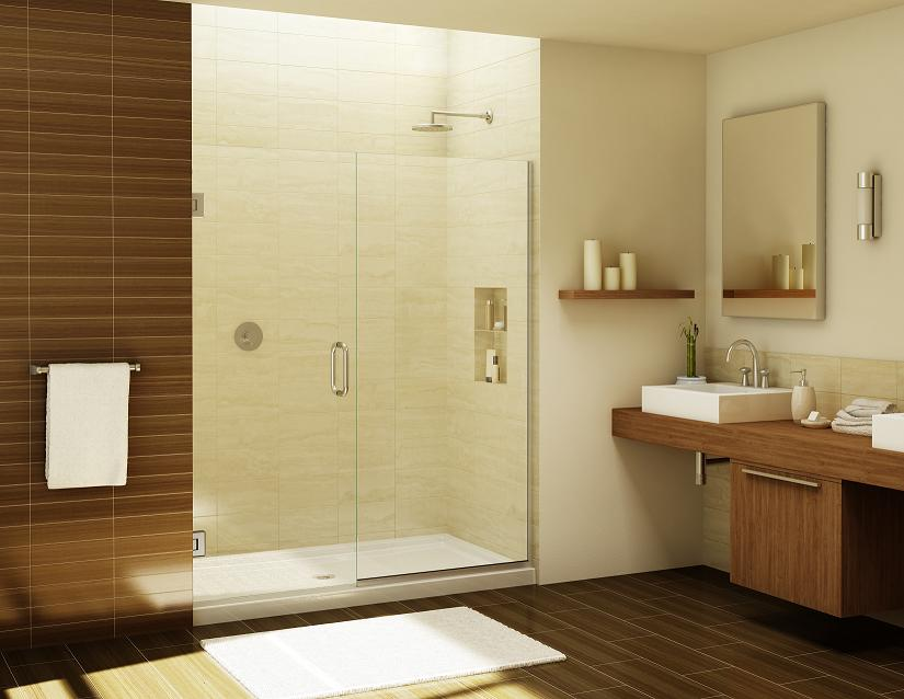 Frameless Glass Shower Doors Frameless Enclosures Hopkins Mn